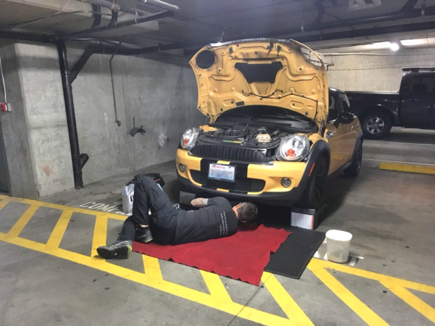 Should You Repair Your Vehicle By Yourself?